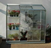 Malá skleníková zimní zahrada LanitPlast