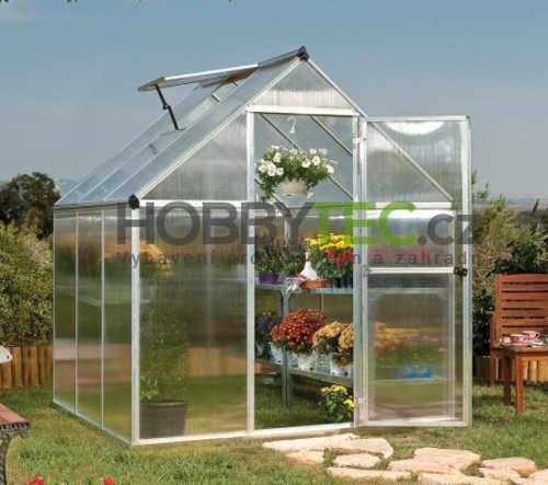 Polykarbonátový skleník GrowTec Fopal