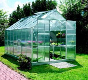 Prémiový skleník LANITPLAST VITAVIA URANUS