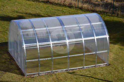 Velký skleník nepotřebující základy