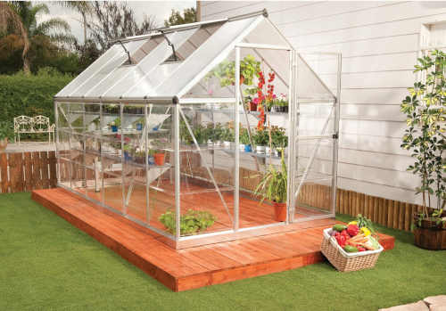 Polykarbonátový skleník Palram hybrid
