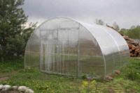 Robustní extrémně široký skleník
