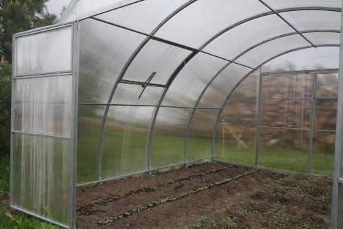 skleník 4x4 dekorhome