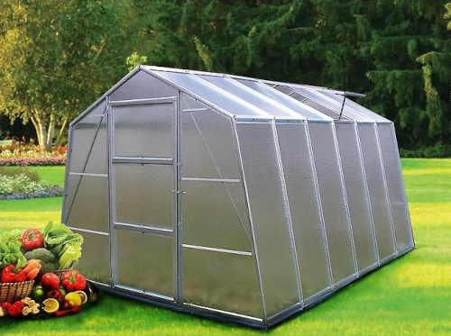 skleník praktik II. Baumax