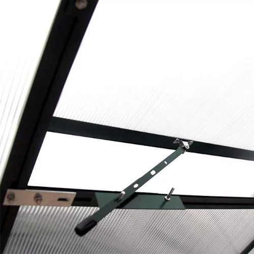 skleník z polykarbonátu Baumax
