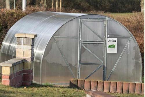 zahradní skleník rozměr 4x3 m