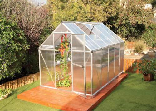zahradní skleník špičkové kvality